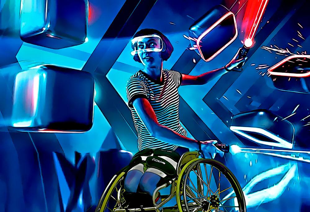Пионеры VR-реабилитации: восстанавливаться играя