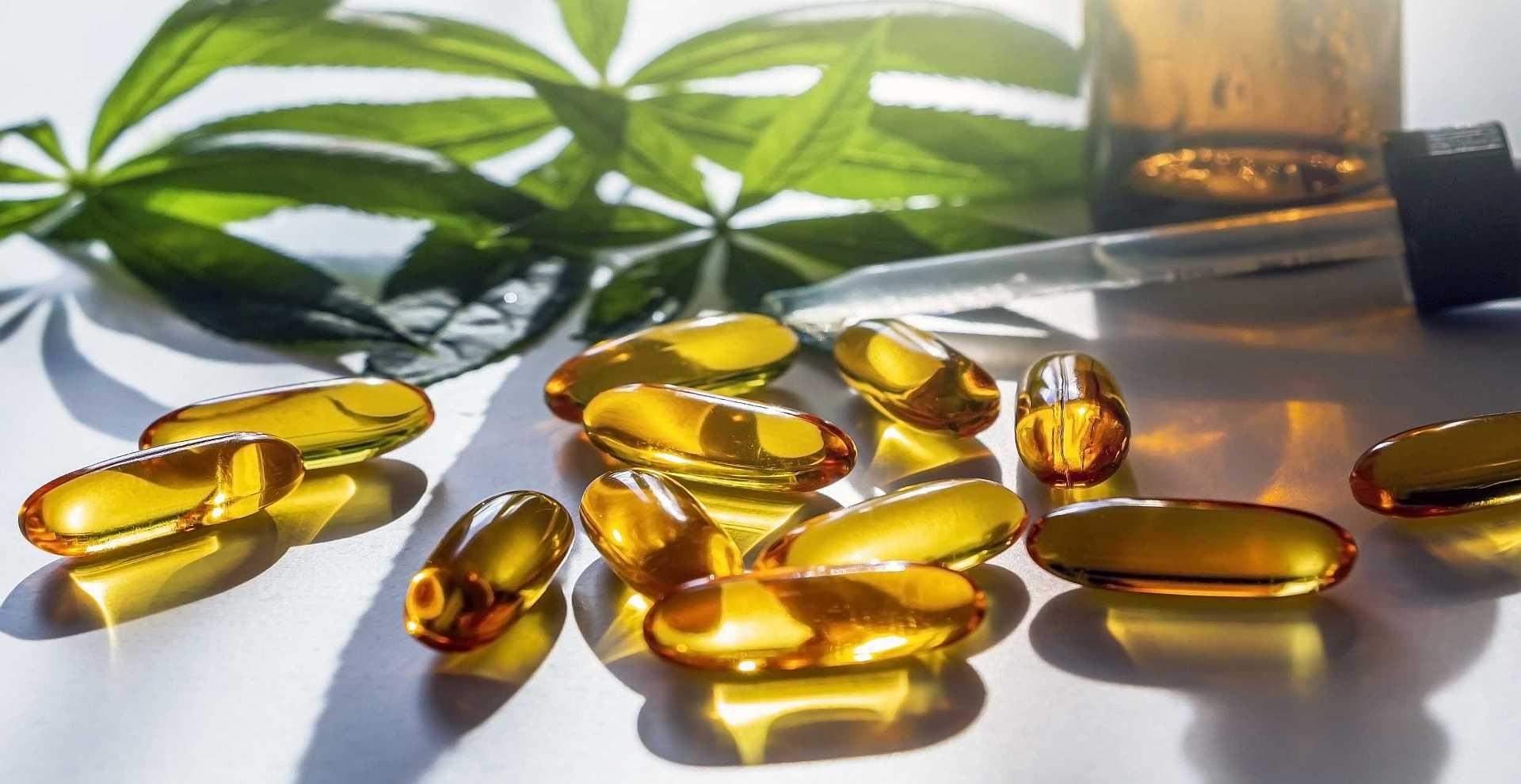 Сочетание Омега-3 и CBD эффективно при воспаленном кишечнике