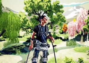 Разработчики «железа» и VR-софта для реабилитации объединили свои усилия