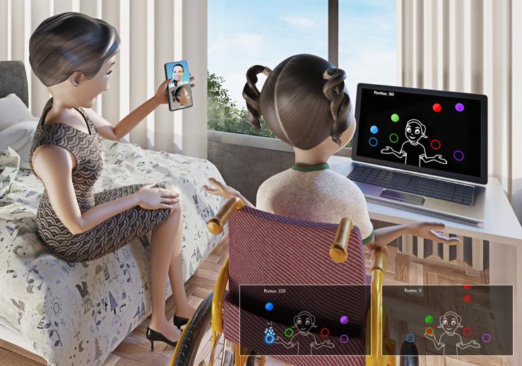 MoveHero – подвижная игра для детей с ДЦП